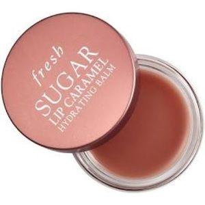 4/$25 FRESH Sugar Lip Caramel Balm Travel